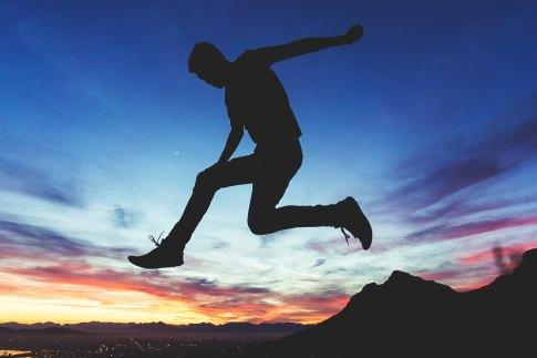 Jumping - Joshua Earle